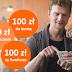 100 zł za otwarcie konta w ING + 100 zł za każde polecenie (+ dla chętnych 100 zł za zainwestowanie 750 zł)