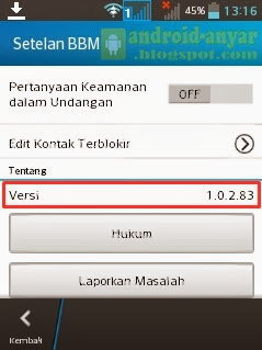 Free download Official BBM for Android v.1.0.2.83 .Apk full offline instalerr