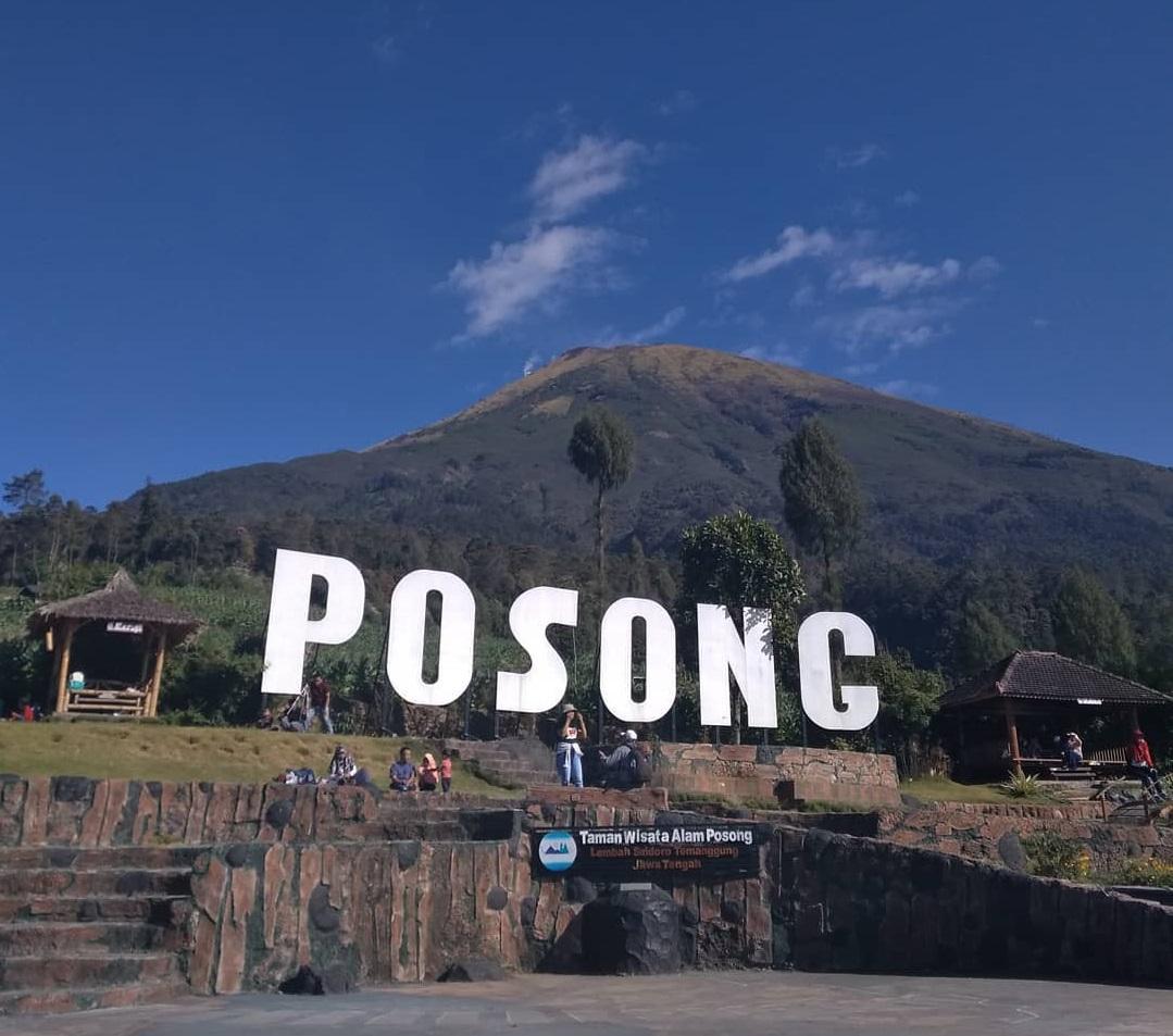 Harga Tiket Masuk Wisata Alam Lembah Sindoro Posong Terbaru