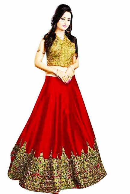 Lehenga Design Images For Bride