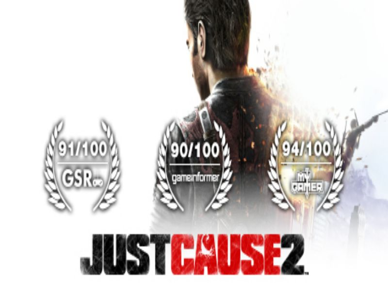 Download Just Cause 2 Game PC Free Highly Compressed