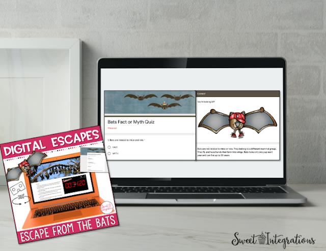 bat escape image