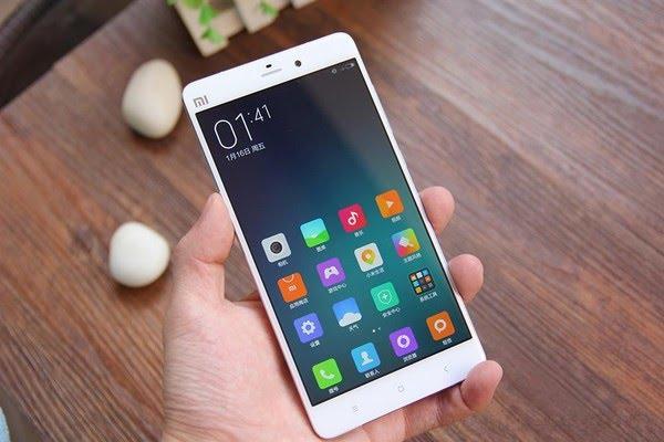 Thay màn hình mặt kính Xiaomi Note Pro