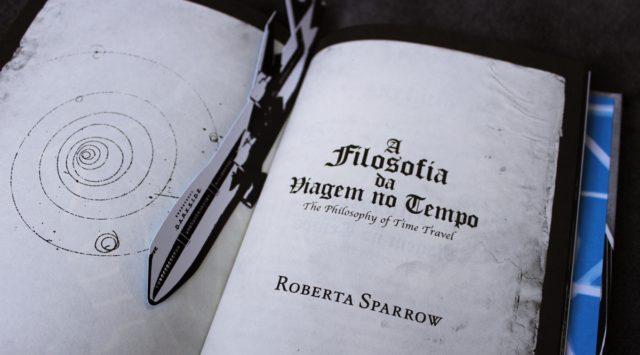 a filosofia da viagem no tempo, roberta sparrow, donnie darko, viagem temporal