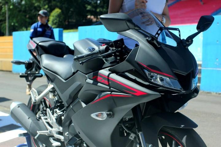Alasan Yamaha tetap menggunakan mesin SOHC di All New Yamaha YZF R15 V3 2017