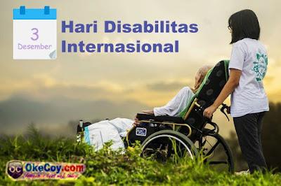 Peringatan Hari Disabilitas Internasional 3 Desember