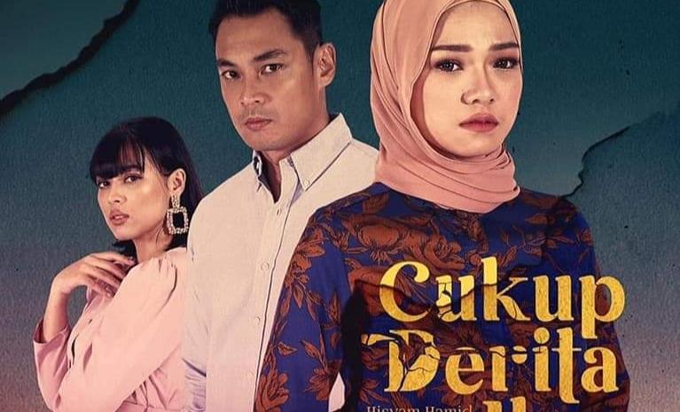 Sinopsis Drama Cukup Derita Itu Lakonan Hisyam Hamid & Ruhainies