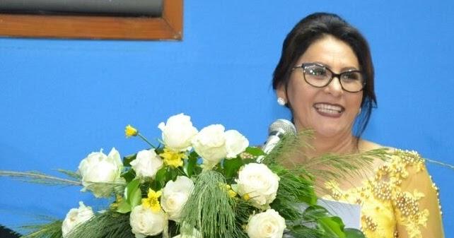 Resultado de imagem para prefeita Maria Alda Romão Soares