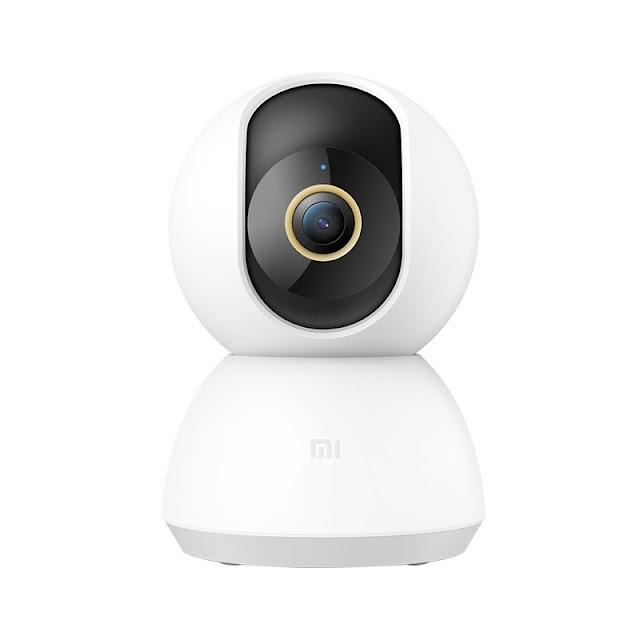 Xiaomi ra mắt Camera thông minh Xiaomi PTZ  hỗ trợ độ phân giải 2K
