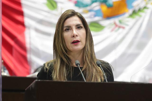 Demanda Soraya Pérez garantizar vacuna contra Covid-19 a mujeres embarazadas, de manera prioritaria