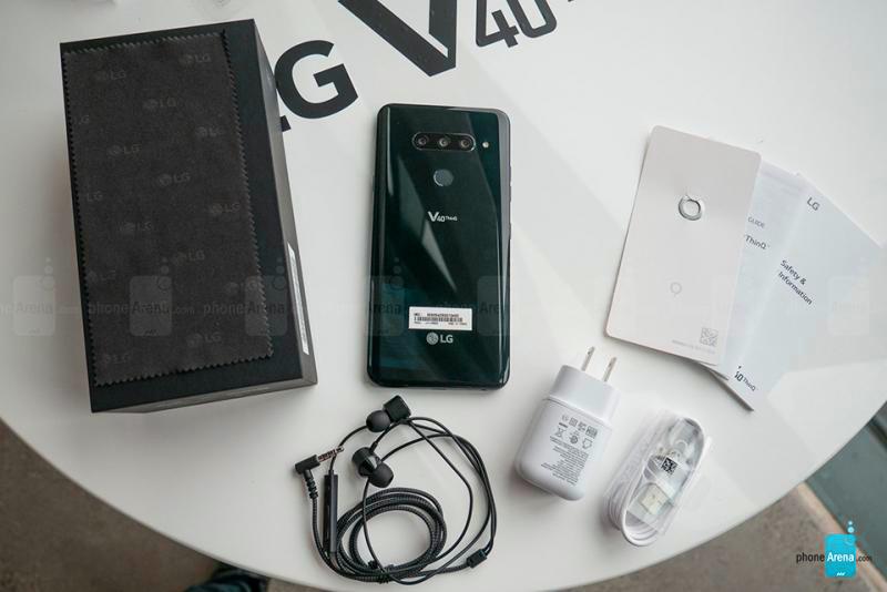 LG V40 ThinQ Full Review