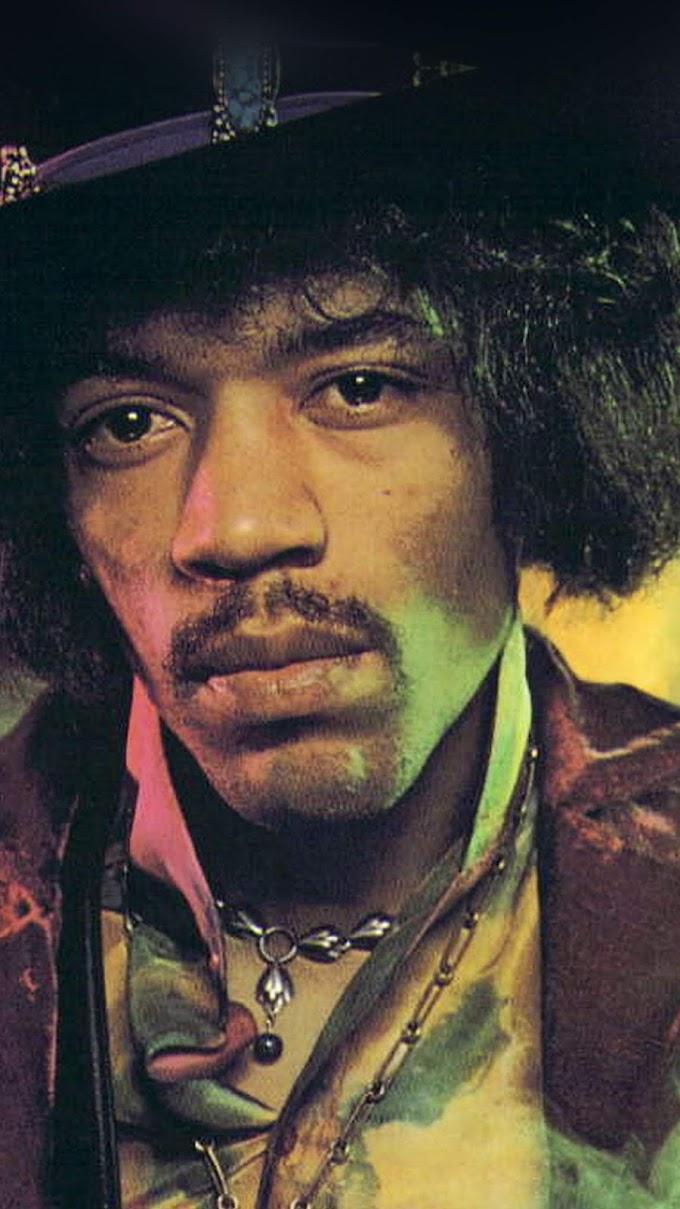 Papel de Parede Celular Jimi Hendrix