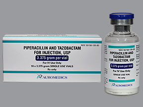 Tazobactam can prevent some resistant bacteria from surviving the effects of piperacillin