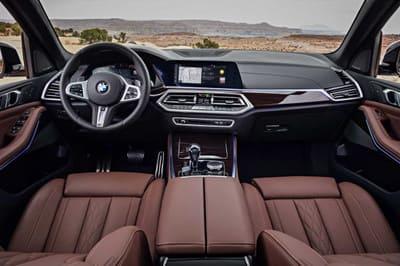 معلومات عن مميزات BMW X5 2020