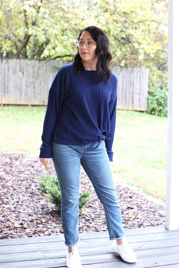 Jarrah Sweater // Sewing For Women