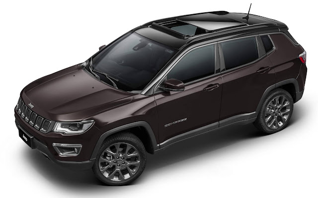 Jeep Compass S 2020 Turbo Diesel