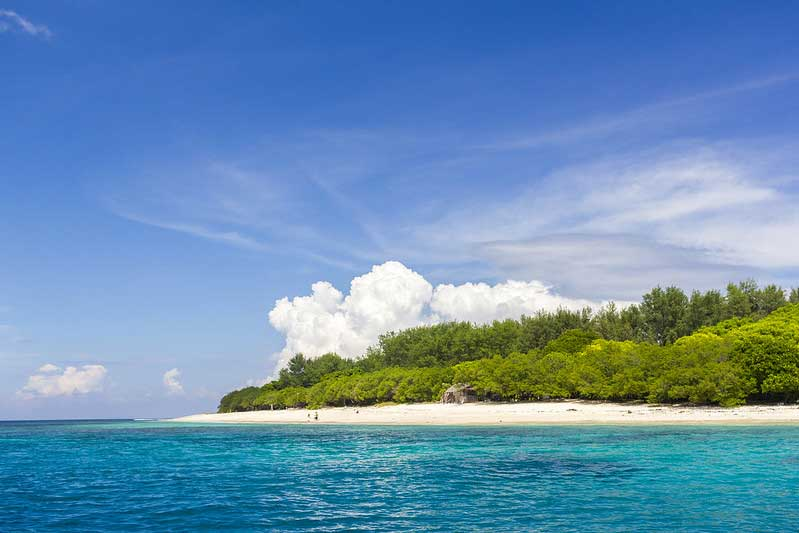 Fast Boat ke Gili Islands