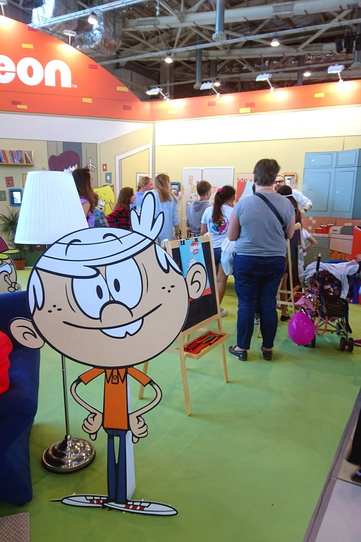 Loud House Tour : house, NickALive!:, Nickelodeon, Russia, Hosts, House', House, Multimir
