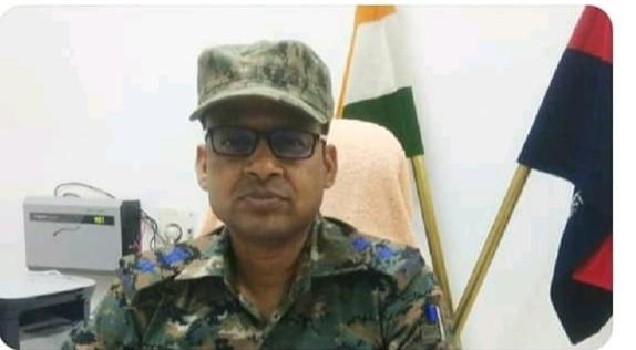 सुशील कुमार,  कमांडेंट बीएमपी-03, गया