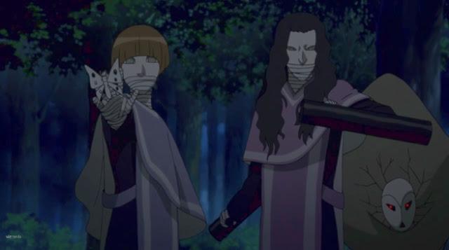 Naruto' Unveil New Orochimaru Villains