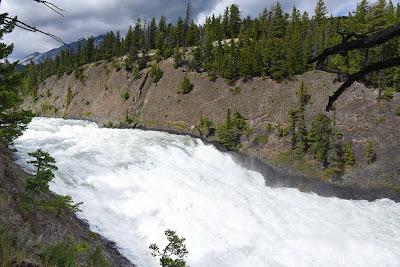 Banff 班芙, Bow Fall