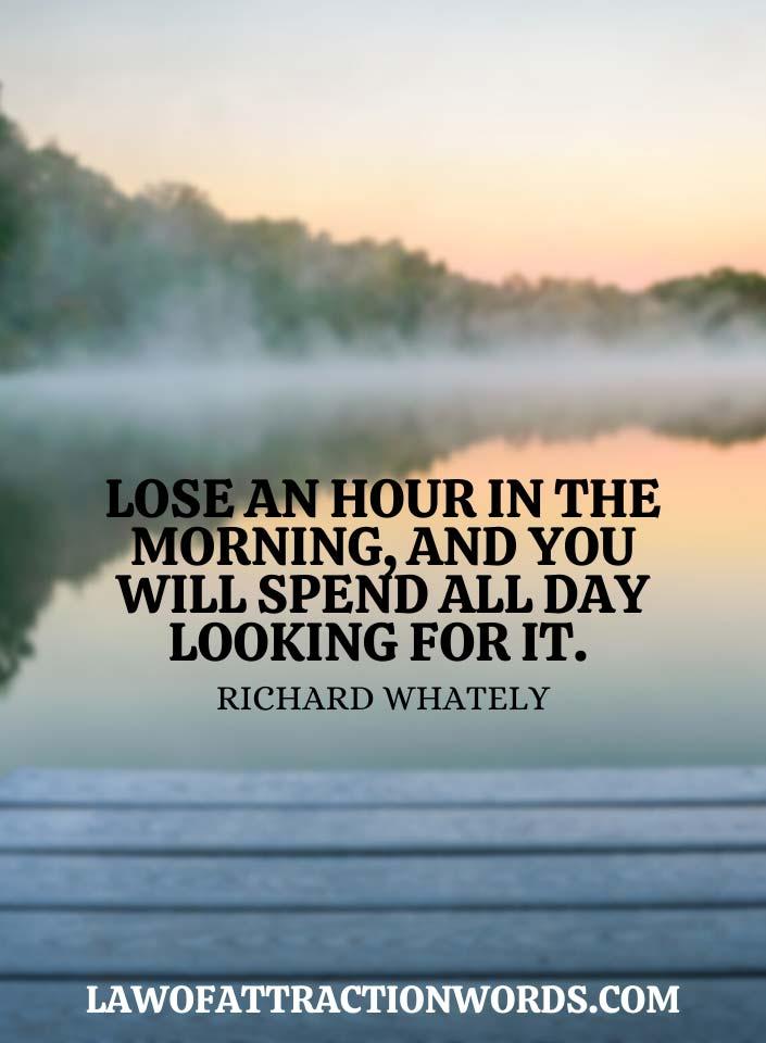 Wise Spiritual Uplifting Good Morning Quotes