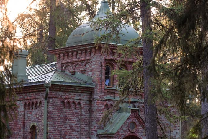 Haminan ortodoksinen kirkko