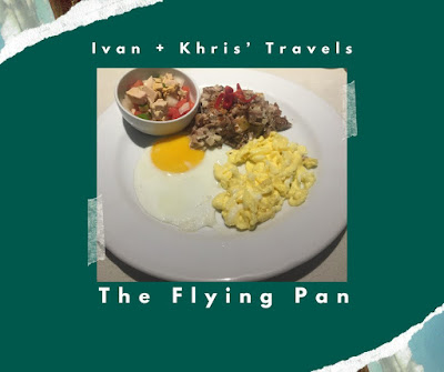 Why we love The Flying Pan's hearty breakfast food