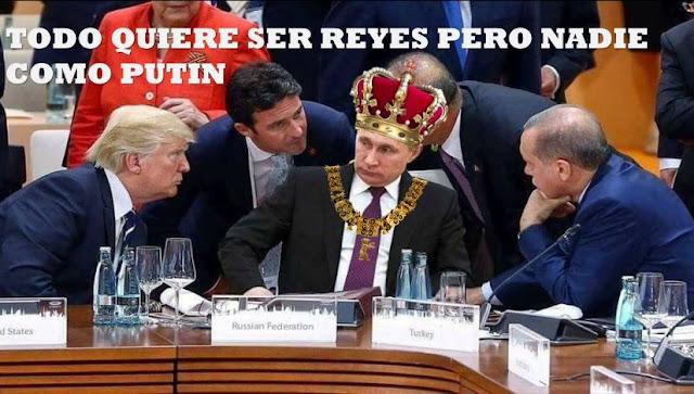 'Putin tendió una trampa y Trump cayó en ella', dice Casa Blanca