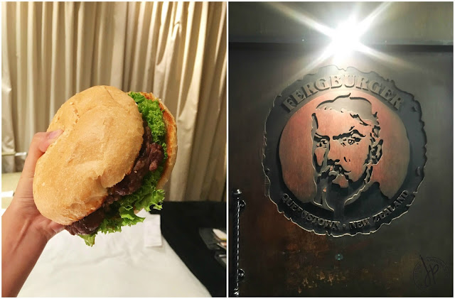 hamburger, fergburger