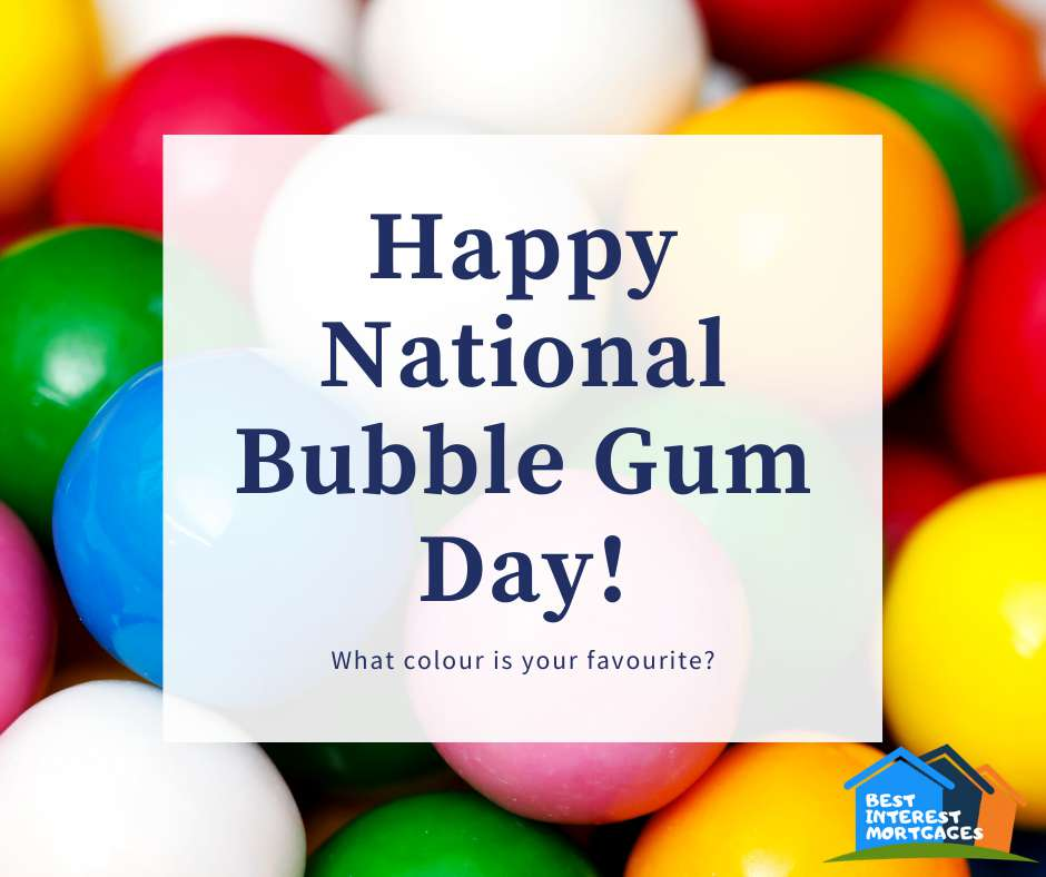 National Bubble Gum Day Wishes Images download