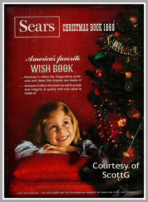 2e91bdc2814b EverythingCroton: CHRISTMAS PAGES FROM THE 1968 SEARS WISHBOOK