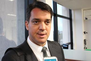 Presidente do TJPB exonera ex-secretário de Estado Tárcio Pessoa da diretoria de Finanças.