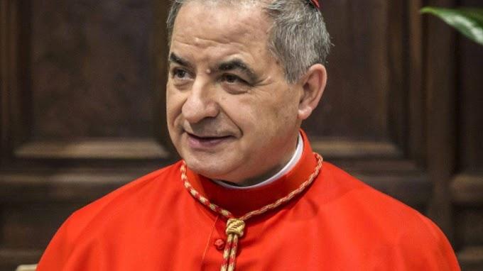 Vaticano: il cardinale Becciu si dimette