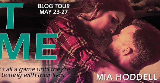 Blog Tour ~ Bet On Me by Mia Hoddell