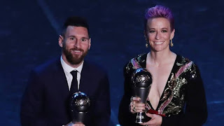 #FIFA: See who Messi and Ronaldo voted for as their World Best Player