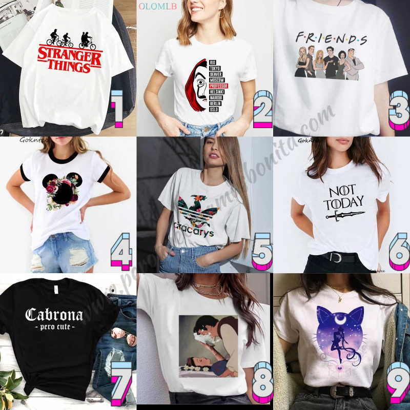 Camisetas Aliexpress