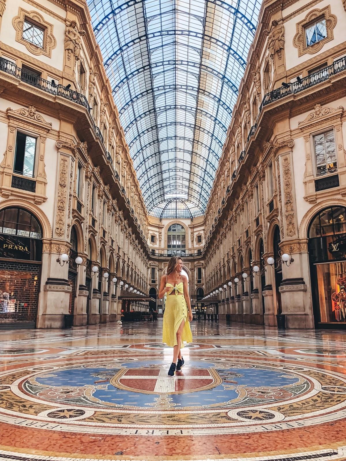 Galerías Vittorio Emanuele II