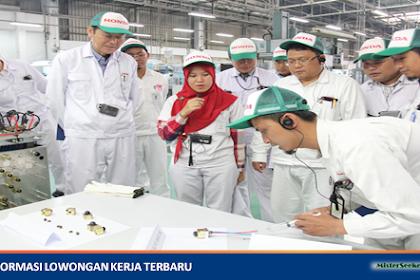 Lowongan Kerja PT Honda Precision Parts Manufacturing