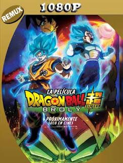 Dragon Ball Super: Broly (2018) HD [1080p REMUX] Latino [GoogleDrive] SilvestreHD