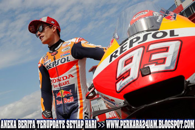 Marquez Fokus Pertahankan Gelar Juara MotoGP Tahun Ini