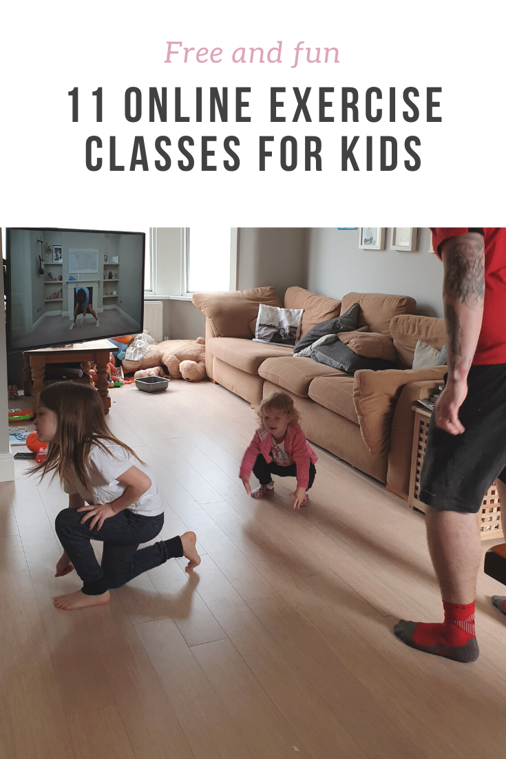 11 free and fun online video collections to get kids moving! Fitness, dance and yoga, and suggestions for all ages from nursery to teens.