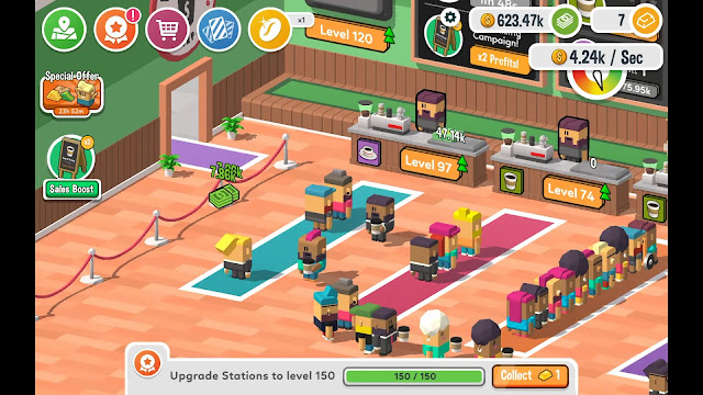 Cafe Seller Tycoon Game Review 1080p Official Cory Lyon