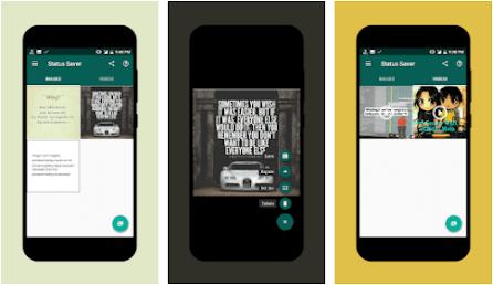 Aplikasi Download Story WA - 1