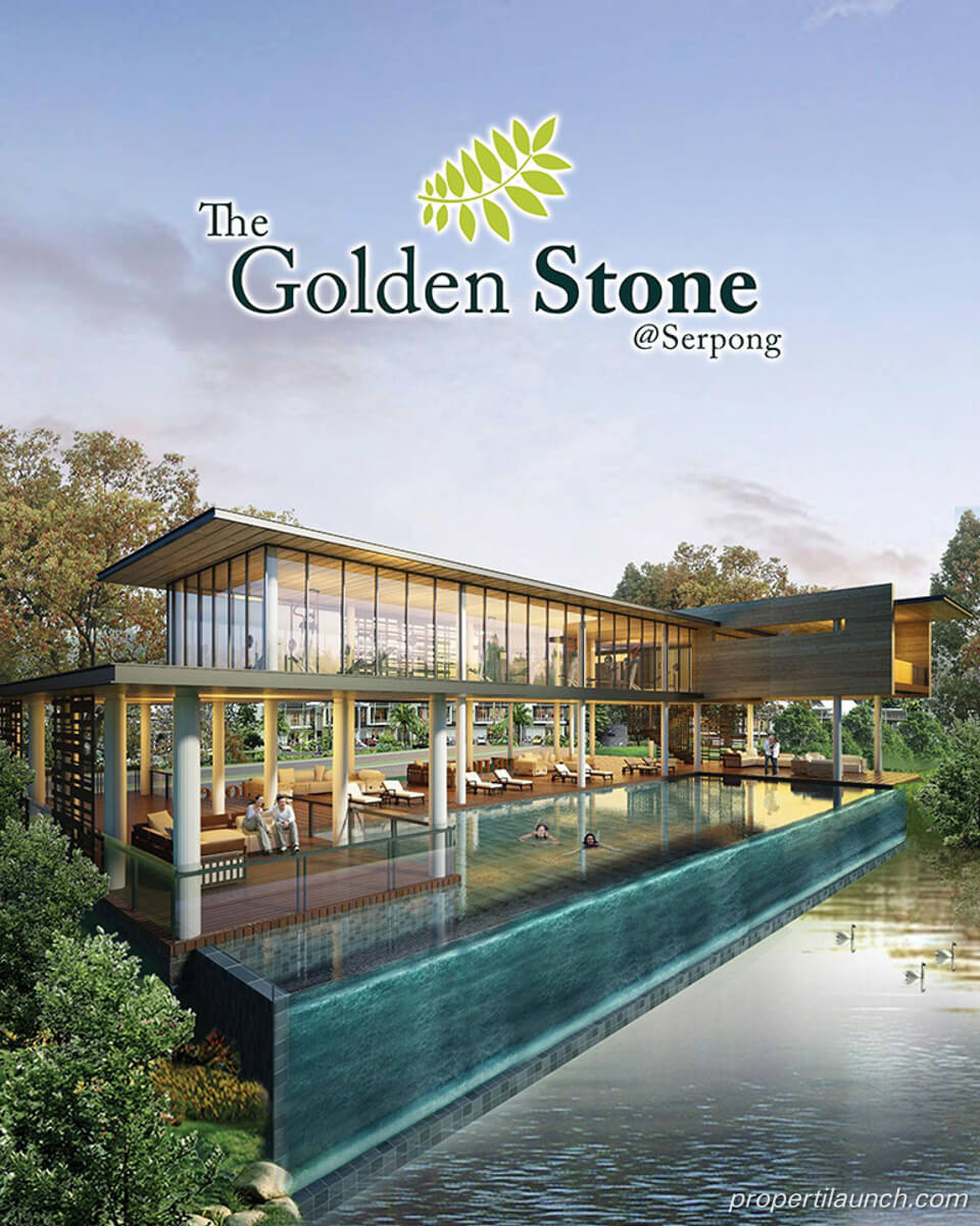 Club House Golden Stone Serpong