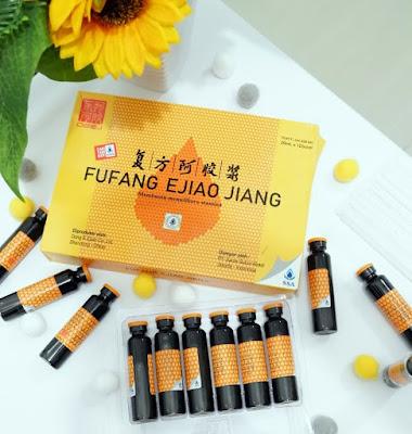 Review Fufang Ejiao Jiang