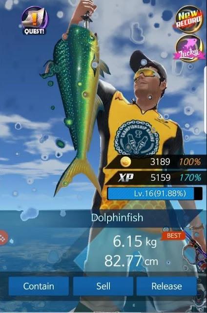 Game Mancing Ikan Offline : mancing, offline, Memancing, Online, Offline, Terbaik, Android, Kompirasi.com