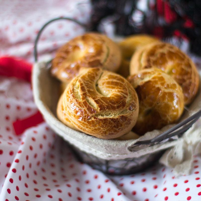receta de rosquillas tontas de San Isidro