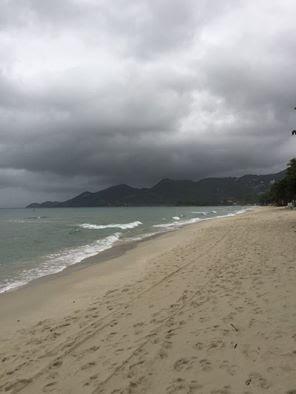 Koh Samui, Thailand daily weather update; 5th November, 2016
