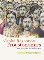 Nicolas Ragonneau Proustonomics Le temps qu'il fait